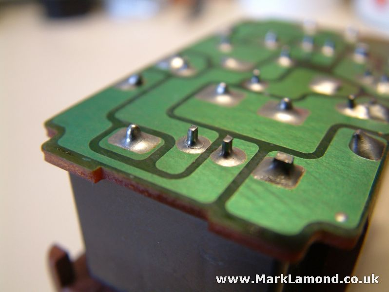 Dry Joint on 2001 Honda Civic Fuel Pump Relay