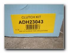1 St/ück Blue Print ADH23609 Kupplungsnehmerzylinder