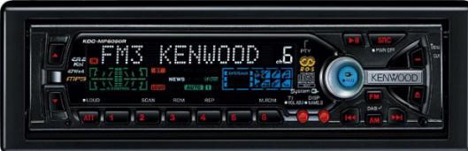 Kenwood KDC-MP6090R